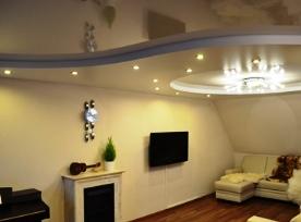 spanndeckenarten pvc decken stoff spanndecken uvm. Black Bedroom Furniture Sets. Home Design Ideas