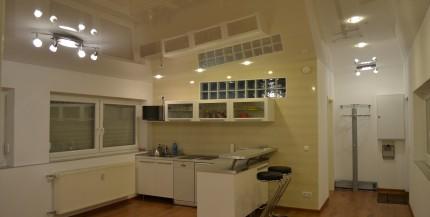 Küchen-Spanndecken