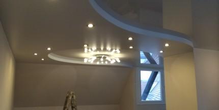 PVC Spanndecken-Bau in Nürnberg